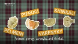 Do You Know Your Pelmeni From Your Pierogi?