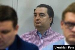 Суд з обрання запобіжного заходу головному редакору видання «Страна.ua» Ігорю Гужві, Київ, 24 червня 2017 року