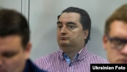 Ukrainian journalist Ihor Huzhva (file photo)