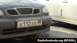 «Автономери» угруповань «ЛНР» та «ДНР» зовсім скоро стануть обов'язковими для всіх без винятку власників автомобілів на окупованих територіях
