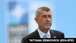 Kryeministri i Çekisë,Andrej Babis.