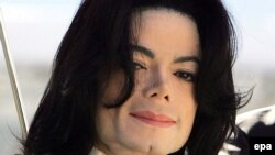 Michael Jackson, 2005.