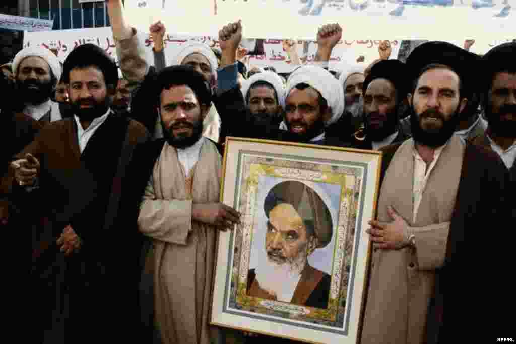 Іранська революція очима фотожурналіста #10