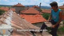 No Jobs Because We Are Roma