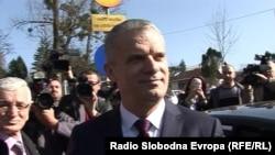 Fahrudin Radončić nakon izlaska iz pritvorske jedinice