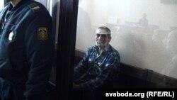 Юры Рубцоў у судзе 28 траўня