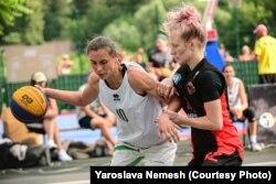 Переможцями першого етапу чемпіонату України з 3×3 стала команда Івано-Франківської області