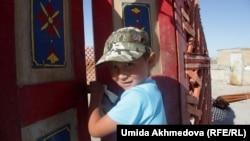 Казахи Кызылкума