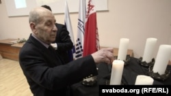 Старшыня Саюзу габрэйскіх абшчын Леанід Левін