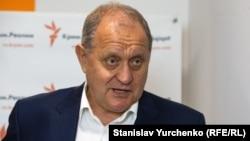 Анатолій Могильов, нелегітимно відсторонений голова Ради міністрів Криму, колишній очільник МВС України. 6 червня 2019 року