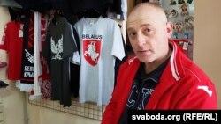 Дзіцячы трэнэр Уладзімер Жабінскі