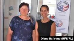 Maria Prepeliță și Kayuyum Koban