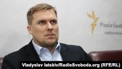 Заступник міністра внутрішніх справ України Вадим Троян