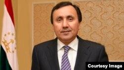Имомуддин Сатторов, посол Таджикистана в России.