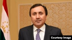 Имомуддин Сатторов, посол Таджикистана в РФ