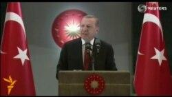Эрдўғон: Туркия ва Россия муносабатлари тезда яхшиланади