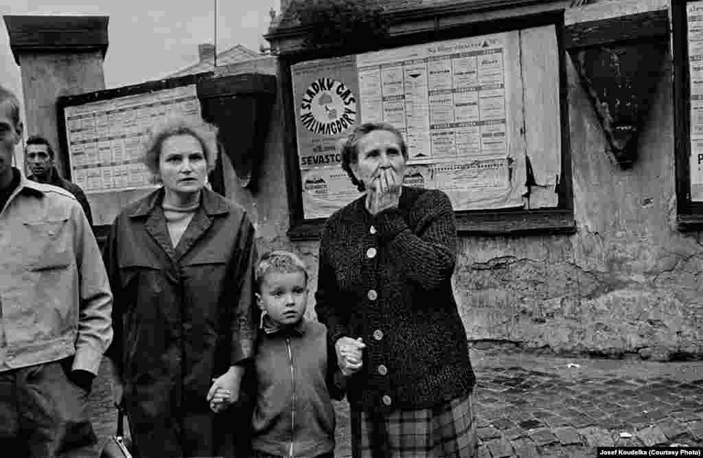 """Йозеф Коуделка, альбом """"Вторжение-68"""""""