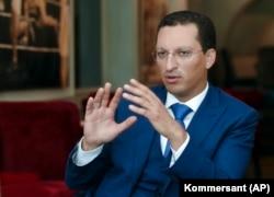 Кирилл Шамалов, которого называют бывшим зятем Владимира Путина