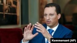 Omul de afaceri Kirill Shamalov