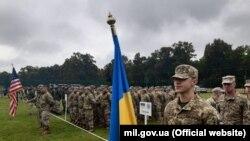 У навчаннях беруть участь військові з 15 країн світу