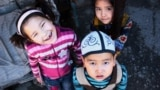 Kyrgyzstan: Children of Kyrgyz labor migrants left at home country for Azattyk 60 Contest