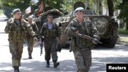 Проросійські бойовики і найманці на Донбасі, липень 2015 року, ілюстративне фото