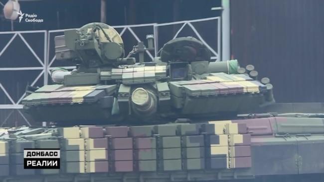 Українські танки кращі від російських?