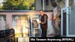 Server Mustafayev Qırımda FSB tarafından yaqalanğan soñ