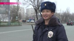 """Киргизский """"человек-паук"""": ГАИшник, который не берет взяток"""