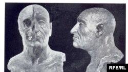 Реконструйований портрет Ярослава Мудрого