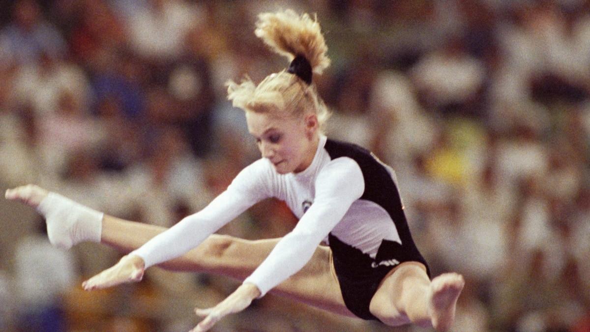 щербо гимнастики фото год вышел