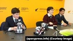 Юные роботостроители из Абхазии стали победителями международного детского конкурса в Москве