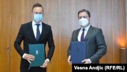 Sijarto i Selaković u potpisali tri protokola koji prate Memorandum o kolokaciji