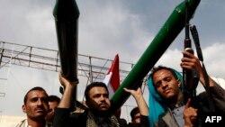 Mbështetesh të grupit Huthi.