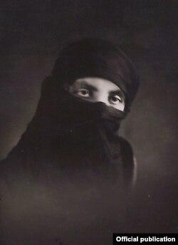 Ганна Душэўская. Здымак з фондаў БДАМЛМ