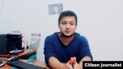 Журналист Баҳром Раҳмон