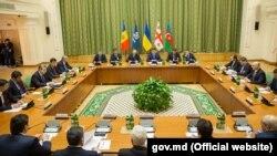 Kiyev, GUAM-ın toplantısı