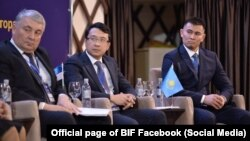 Бишкек инвестициялык форумунун катышуучулары. 6-декабрь, 2017-жыл
