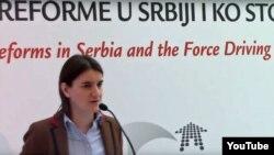 Ana Brnabić, mandatar za sastav nove vlade Srbije