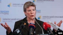 """We don't make determinations on arms-control violations lightly,"" U.S. Undersecretary for Arms Control and International Security Rose Gottemoeller said."