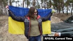 Марія Варфоломеєва після звільнення
