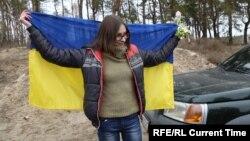 Мария Варфоломеева после освобождения