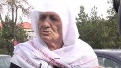 Модари Ҳусейн Абдусамадов ба ҳабси умрбоди писараш мухолиф аст