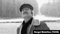 Кинорежиссер Андрей Тарковский. 1981 год