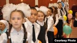 Приредба на училиште во Татарстан.