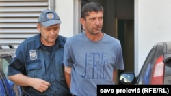 Vlado Zmajevic from Niksic was arrested on suspicion that he committed war crimes against civilians in Kosovo in 1999.