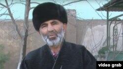 Tajikistan/Dushanbe city, Safar Kabirov, a brother of Islamic party leader Muhiddin Kabiri,20December2015