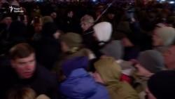 Сутички на Майдані