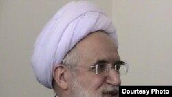 Iranian opposition leader Mehdi Karrubi