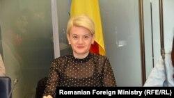 Мелания-Габриела Чот е също е предложена от Румъния за еврокомисар по транспорта